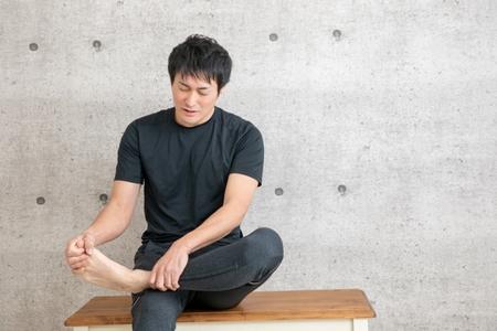 足首を柔らかくして怪我の予防や運動機能アップ|ボクシングフィットネスジムNOA