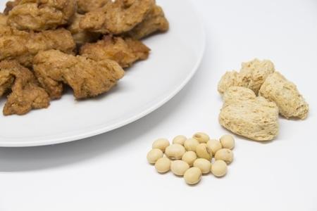 大豆ミートで高たんぱくの食事を摂ろう|ボクシングフィットネスジムNOA