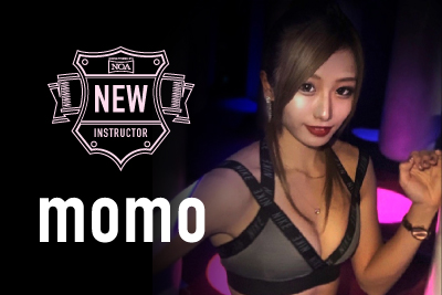 【NEW INSTRUCTOR】momo |CommingSoon...