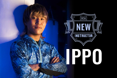【NEW INSTRUCTOR】IPPO |CommingSoon...