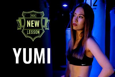 【12月スタート!NEW LESSON】YUMI|WA1 EXCITE