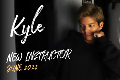 【6月スタート!NEW INSTRUCTOR】Kyle|LH1 EXCITE